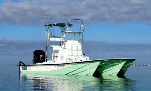 New Shallow Sport X3 Flats Fishing Boat For Sale