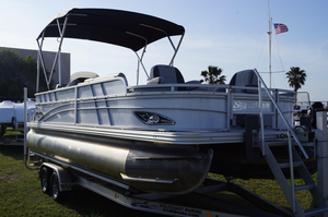 New Silver Wave 230 Island LP Pontoon Boat For Sale