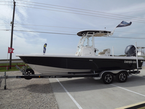 Used Everglades Boats 243 CC Center Console Fishing Boat For Sale