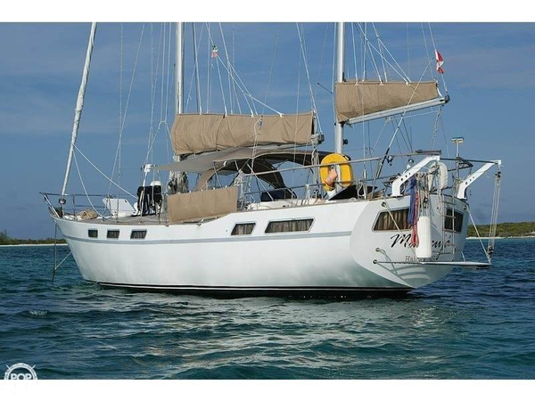 Used Wauquiez Amphitrite 43 Racer and Cruiser Sailboat For Sale