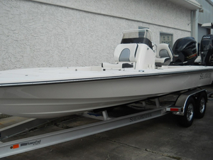 New Shearwater X22 HYBRID Center Console Fishing Boat For Sale