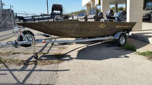 New G3 Jon Boat For Sale
