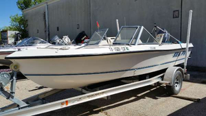 Used Sea Pro 170 DC Bowrider Boat For Sale