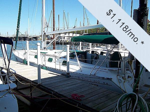 Used Beneteau Oceanis 400 Racer and Cruiser Sailboat For Sale