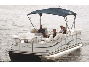 Used Veranda Marine VPST V20 Pontoon Boat For Sale