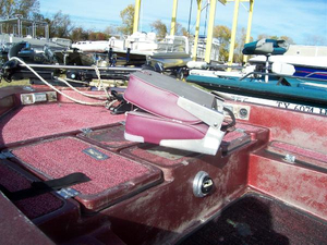 Used Renegade SCREAMING EAGLE Bass Boat For Sale