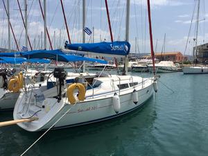 Used Jeanneau Sun Odyssey 32I Cruiser Sailboat For Sale