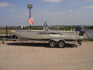 New Seaark BX220 Bay Boat For Sale
