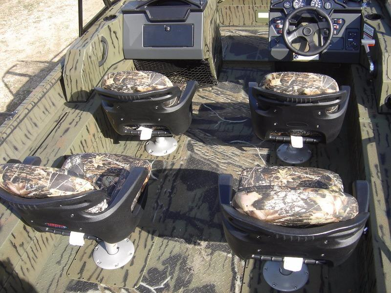 2016 New Seaark Pro Cat 240 Aluminum Fishing Boat For Sale