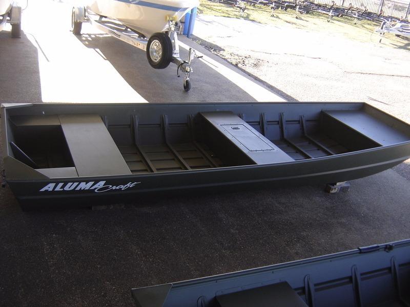 2016 New Alumacraft 1648 20 Jon Boat For Sale - $2,228 ...