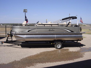 New Avalon GS 2185 Quad Fish Pontoon Boat For Sale