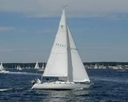Used Tartan 33 Racer and Cruiser Sailboat For Sale