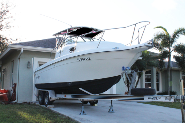 Used Sailfish 234 WAC Cruiser Boat For Sale