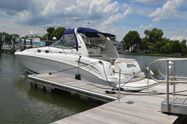 Used Sea Ray 36 Sundancer Express Cruiser Boat For Sale