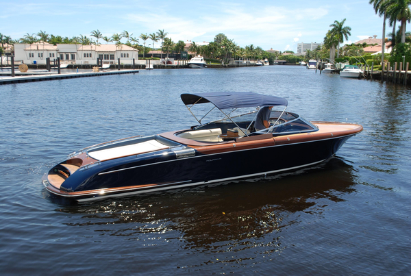 Used Riva Aquariva Express Cruiser Boat For Sale
