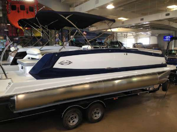 New Marker One ML 4 Pontoon Boat For Sale