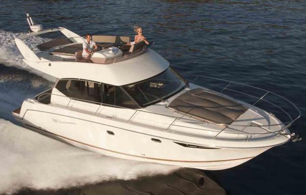 Used Prestige 400 Flybridge Motor Yacht For Sale