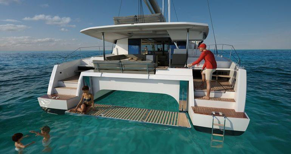 New Fountaine Pajot NEW 47 Catamaran Sailboat For Sale