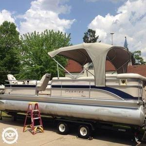Used Premier Pontoons 250 Legend RE Pontoon Boat For Sale