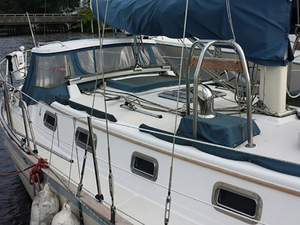 Used Pacific Seacraft Pacific Seacraft 37 Cruiser Sailboat For Sale
