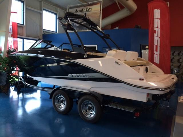 New Scarab 215HO Jet Boat For Sale