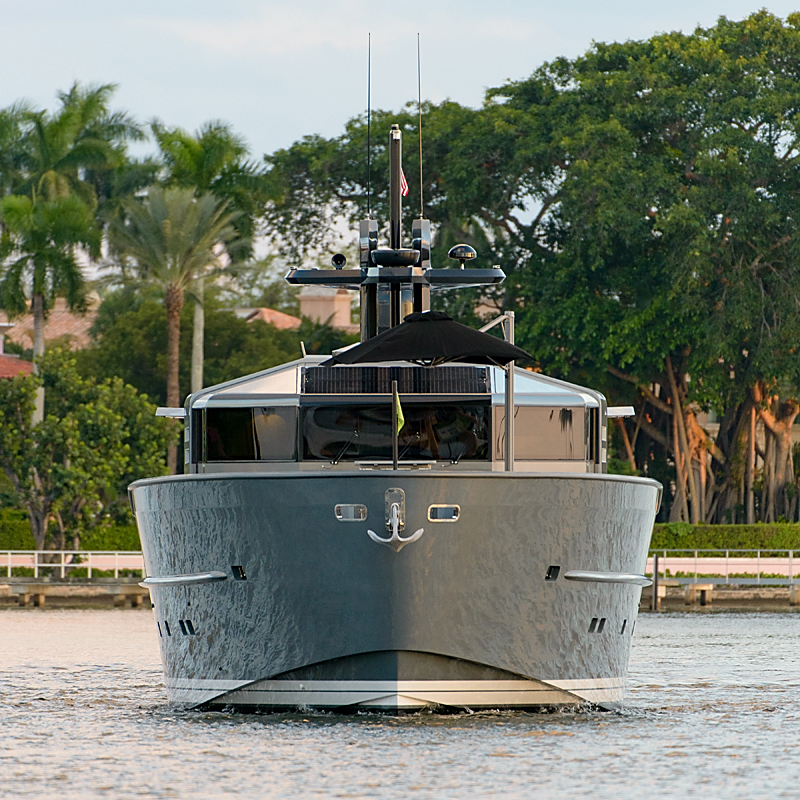 2014 new arcadia yachts 85 408 motor yacht for sale for Palm beach motor yachts for sale