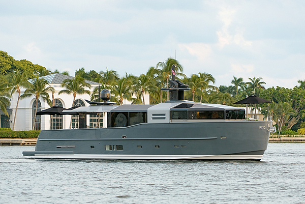New Arcadia Yachts 85/408 Motor Yacht For Sale