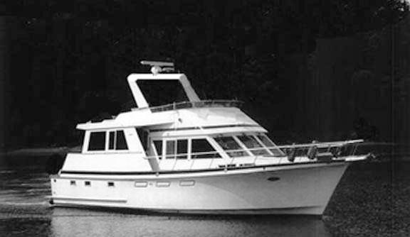 Used Ocean Alexander CPMY Motor Yacht For Sale