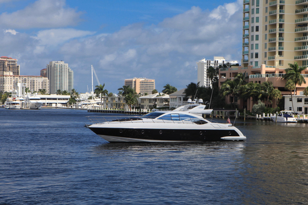 Used Azimut 68S Sports Cruiser Boat For Sale