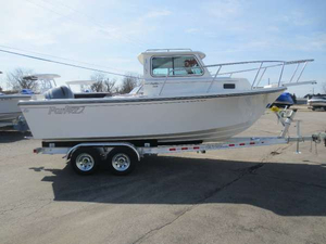 New Parker Boats 2120 Sport Cabin Sports Fishing Boat For Sale