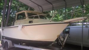 Used Parker Marine 2120 Sport Cabin Pilothouse Boat For Sale