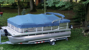 Used Sweetwater 20 Pontoon Boat For Sale