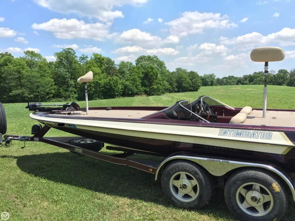 Used Gambler Intimidator 2000 Bass Boat For Sale