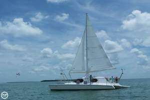 Used Walker Wingsail 45 converted to Carbospars Aerorig Motorsailer Sailboat For Sale