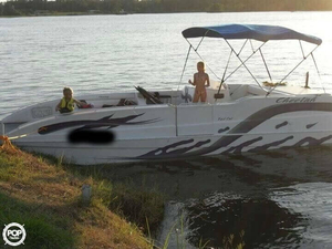 Used Cheetah 24 Fast Cat Deck Boat For Sale