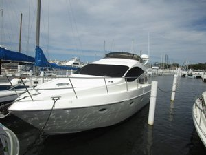 Used Azimut 42 Cruiser Boat For Sale