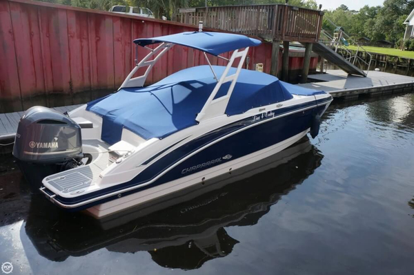 Used Chaparral SunCoast 250 Bowrider Boat For Sale