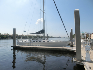 Used Morgan Catalina Cc 44 Sloop Sailboat For Sale