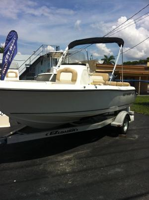 New Key West 189 FS Saltwater Fishing Boat For Sale