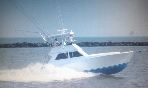 Used Viking 41' Convertible Fishing Boat For Sale