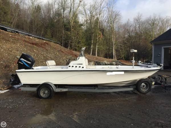 Used Nitro 2200 Bay Boat For Sale
