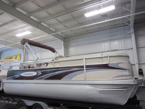 Used Voyager 20 CRUISE DLX Pontoon Boat For Sale
