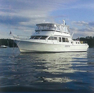 Used Ocean Alexander Classicco 423 Trawler Boat For Sale