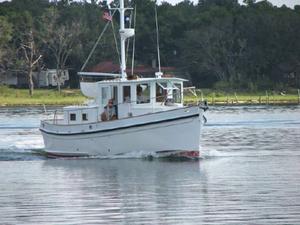 Used Sea Island Redwing Tug Trawler Boat For Sale