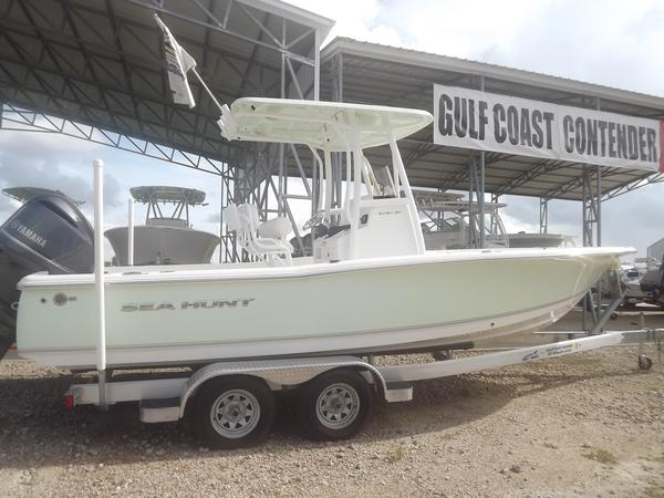 New Sea Hunt BX 24 BR Bay Boat For Sale
