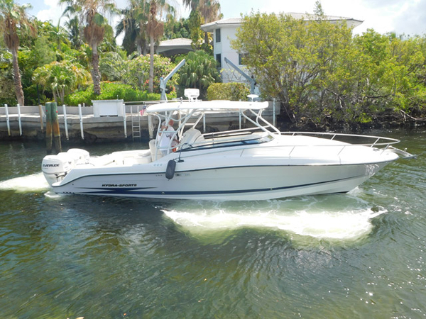 Used Hydra Sports 3300 VX Cuddy Cabin Boat For Sale