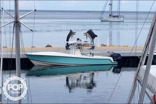 Used Contender 31 Cuddy Center Console Fishing Boat For Sale