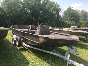 New Lowe Roughneck 1860 Tunnel Pathfinder Jon Boat For Sale