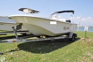 Used Carolina Skiff 198 DLV Skiff Fishing Boat For Sale