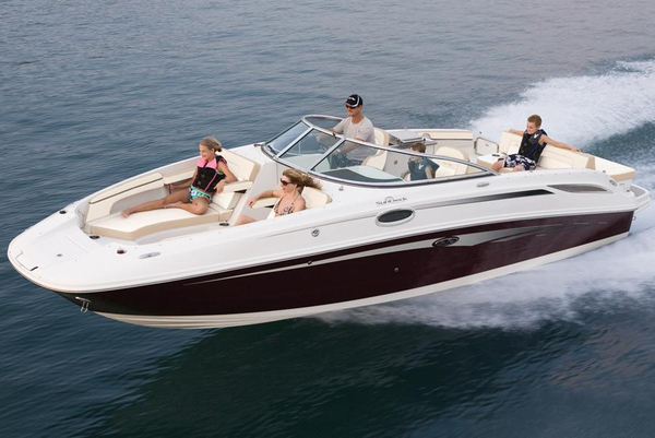 Used Sea Ray 280 Sundeck Deck Boat For Sale